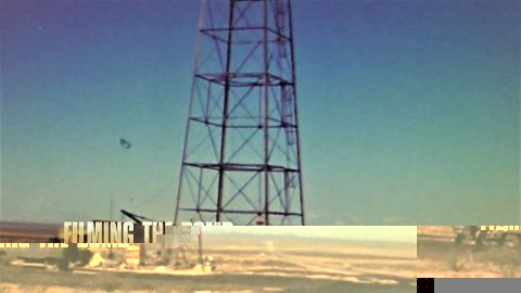 Filming the Bomb